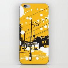 Toronto Snow! iPhone & iPod Skin