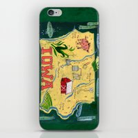 IOWA iPhone & iPod Skin