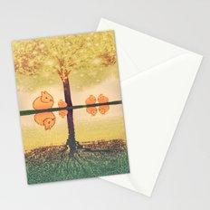 rabbit-25 Stationery Cards