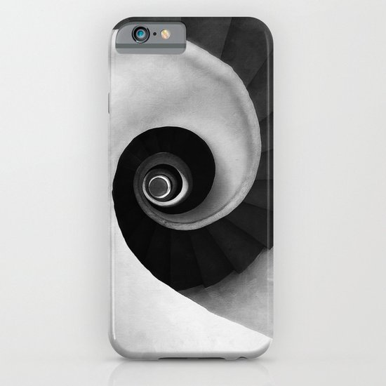 Minimal B&W IV iPhone & iPod Case