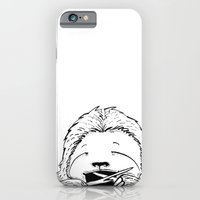 Hungry Sloth iPhone 6 Slim Case