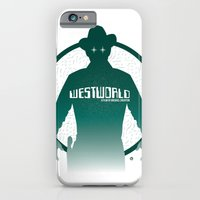 iPhone & iPod Case featuring WESTWORLD by Alain Bossuyt