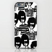 Bouffant Girls iPhone 6 Slim Case