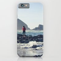 iPhone & iPod Case featuring Crash by catdossett