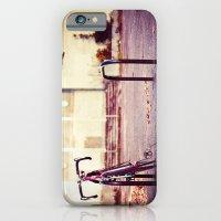 Abandoned bike iPhone 6 Slim Case