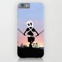 Deapool Kid iPhone 6 Slim Case