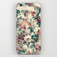 Quiet Garden Movement iPhone & iPod Skin