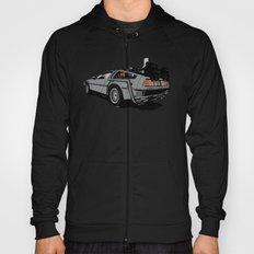 DeLorean Hoody