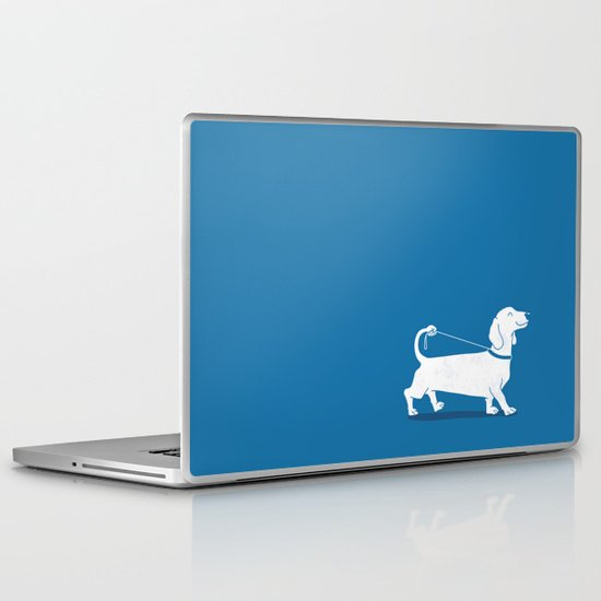 Dachshund Laptop & iPad Skin