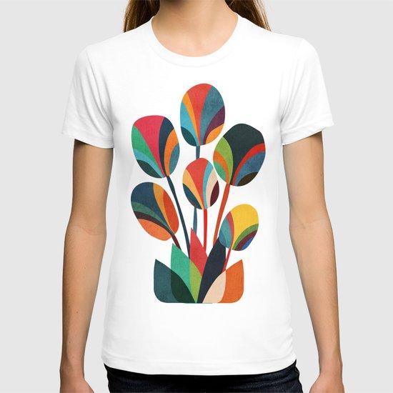 Ikebana - Geometric flower  T-shirt