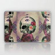 Laptop & iPad Skin featuring Mystique Of Life by LuzazulArt