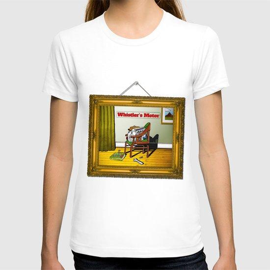 Whistler's Motor T-shirt