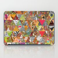 Like a Quilt iPad Case