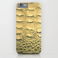 iPhone & iPod Case featuring Snakeskin by Michael Harford