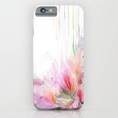 garden summer flowers  Slim Case iPhone 6s