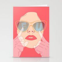the subtle art of... Stationery Cards
