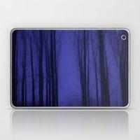 Nightblue Woods Laptop & iPad Skin