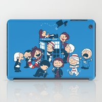 Who's Nuts? iPad Case