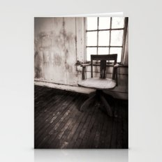 Old Chair (redux) Stationery Cards