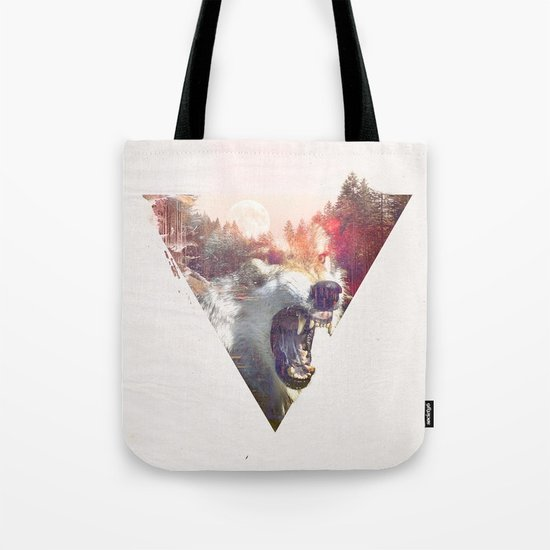 daylight moon Tote Bag