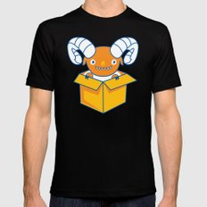 Free Sheeping! Mens Fitted Tee Black SMALL