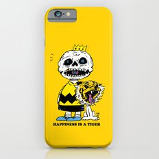 Happiness Is A Tiger iPhone 6 Slim Case
