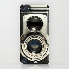 Vintage Camera iPod touch Slim Case