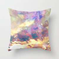 Unbreak The Broken Throw Pillow