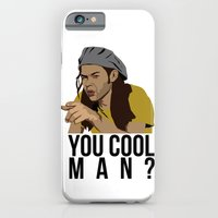 iPhone & iPod Case featuring Dazed and Confused: Slater by Tia Hank