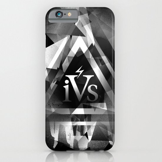 iPhone 4S Print - Reverse iPhone & iPod Case