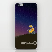 Wall.e iPhone & iPod Skin