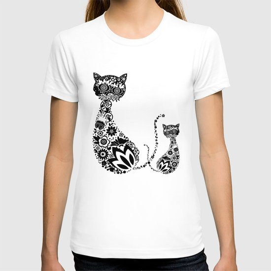 Cats Of Inversion - Digital Work T-shirt