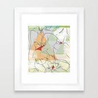G4 Framed Art Print