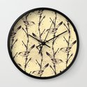 Freedom Birds Wall Clock