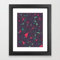 Riot Framed Art Print