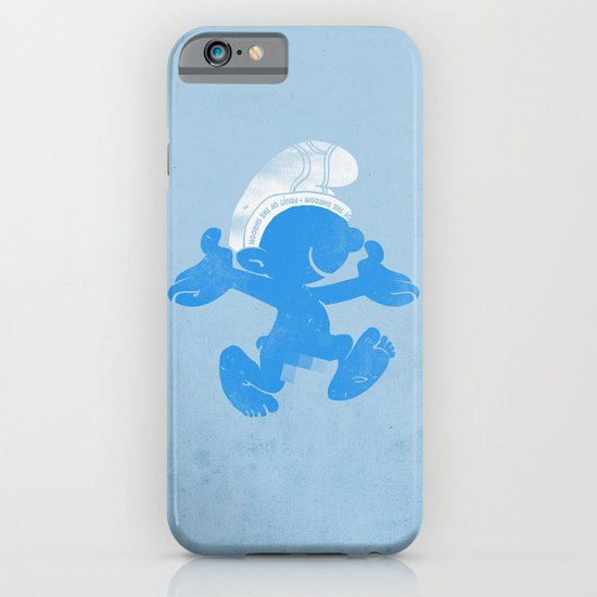 KRAZY BLUE iPhone & iPod Case