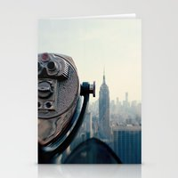 Empire State Building NY… Stationery Cards