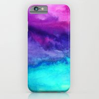 iPhone Cases featuring The Sound by Jacqueline Maldonado