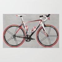 Race Bike Rug