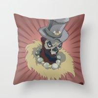 PAPA CHANGO Throw Pillow