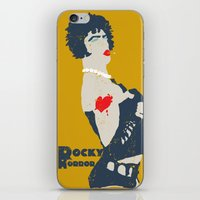 Rocky Horror iPhone & iPod Skin