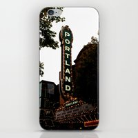 Portland Life iPhone & iPod Skin