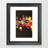 Motion Part 2 Framed Art Print