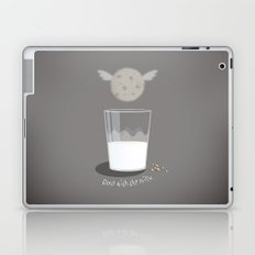 Gone with the milk Laptop & iPad Skin