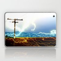 Power Baby, Power by D. Porter Laptop & iPad Skin