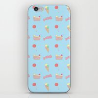 Candy Pattern iPhone & iPod Skin