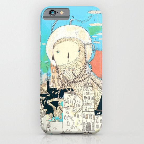 Logic will get you from A to B. Imagination will take you everywhere. iPhone & iPod Case