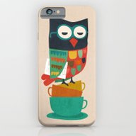 Morning Owl iPhone 6 Slim Case