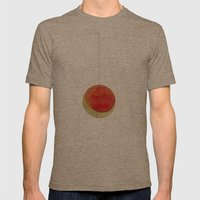 Suspended Mens Fitted Tee Tri-Coffee SMALL