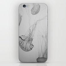 Descending Jellies iPhone & iPod Skin